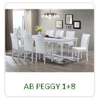 AB PEGGY 1+8
